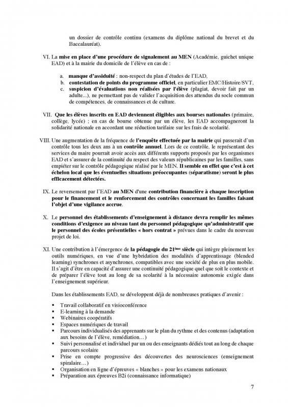 Manifeste 7